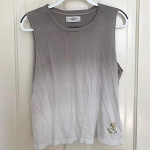 SoulCycle muscle tank